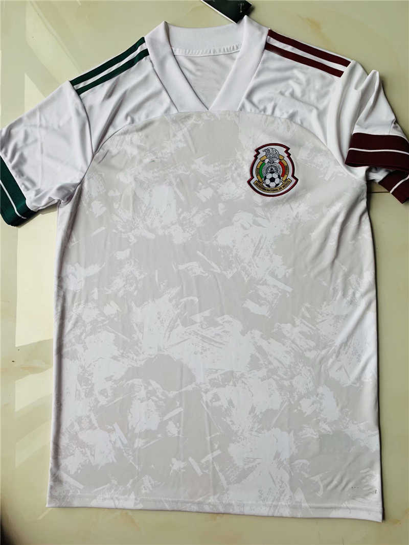AAA 2020 Mexico Away Soccer Jersey