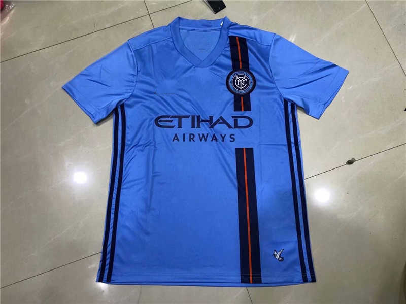 AAA 2019 New York City Home Soccer Jersey