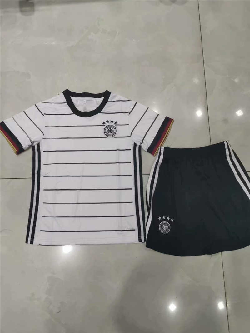 2020 Germany Home Youth Soccer Jersey