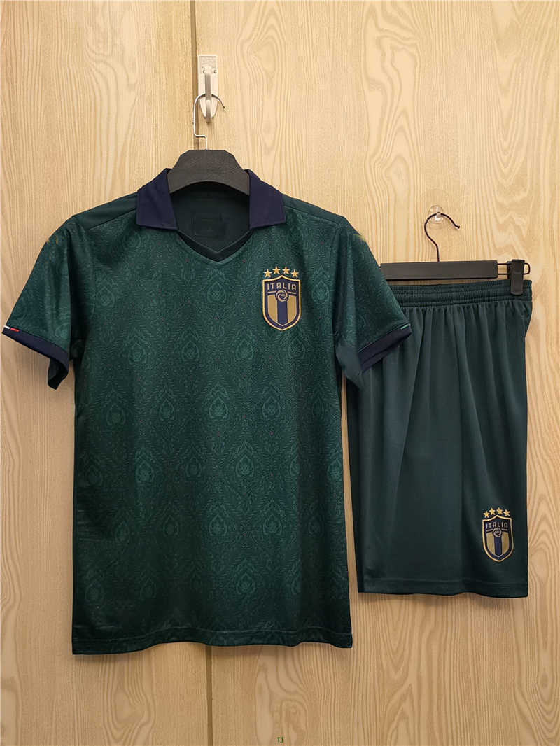 2019 Italy Third Soccer Jersey