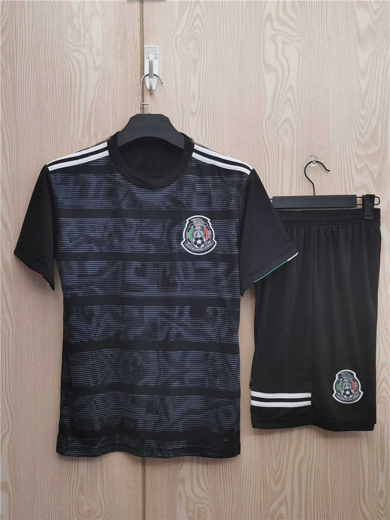 2019 Mexico Home Soccer Jersey