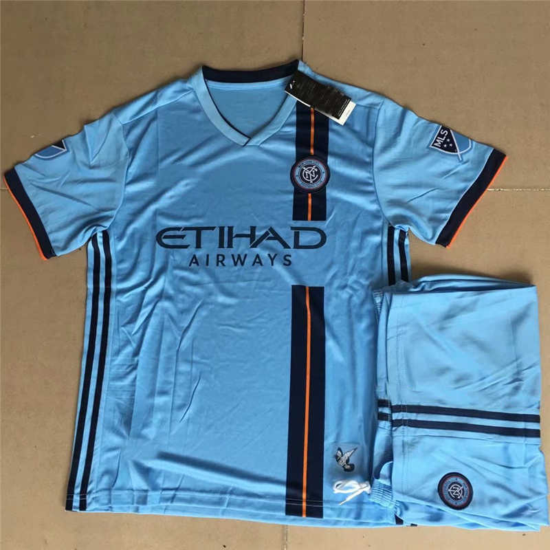 2019 New York City Home Soccer Jersey